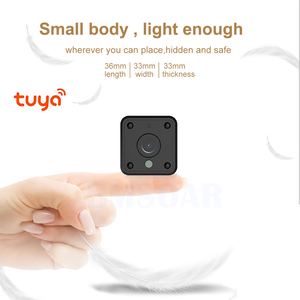 Image 2 - Security IP Camera 1080P Battery Power 140 Degree Night Vision Audio Reording 2MP Wireless WIFI Mini Camera Tuya Smart Life