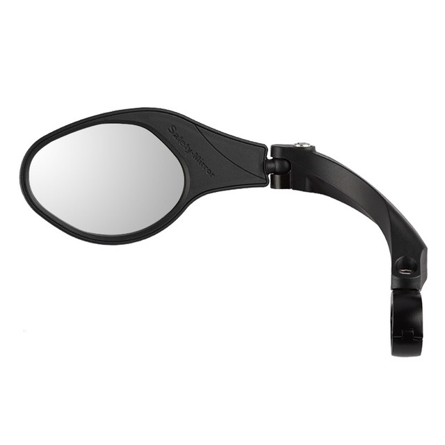1Pc Bike Rear View Mirror MTB Road Bicycle Mirror Acrylic Cycling Handlebar Blind Spot Mirror Flexible Bike Safety Rear Mirror