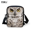 2017 Kawaii 3D Zoo Owl Schoolbags for Kids Small Children Animal School Bag Girls Cute Baby Kindergarten Bag Mochila infantil