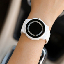 Zegarek Unisex BGG Kreatywny Styl dwa kolory