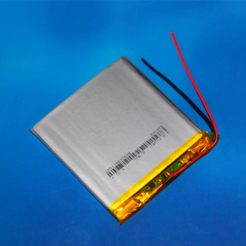 3.7V e HD-E800 polymer lithium battery Luhang tachograph GPS navigator <font><b>506070</b></font> bags of mail Rechargeable Li-ion Cell image