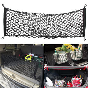 Net-Holder Pocket Cargo-Luggage Car-Trunk Elastic-Mesh Rear-Storage Nylon Universal