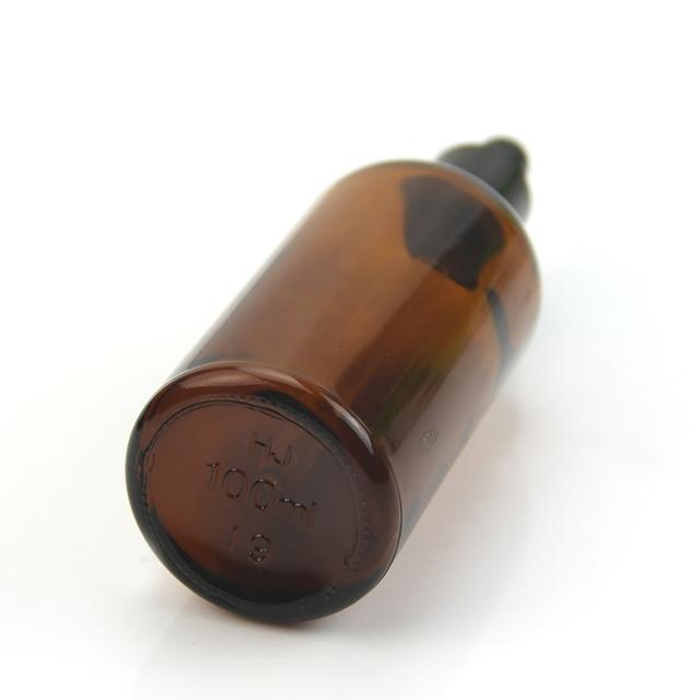 5-100ML Reagent Eye Dropper Drop Amber Glass Aromatherapy Liquid Pipette Bottle Refillable Bottles -35