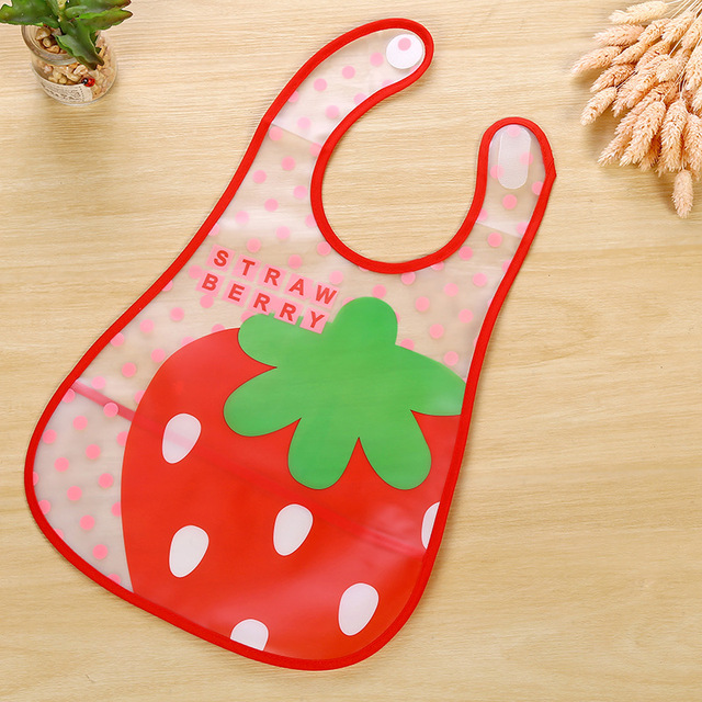 Silicone Baby Bibs Waterproof Adjustable Feeding Bibs Child Lunch Apron Baby Eating Smock Children Breastplate EVA BabyThings