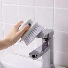 050 Home Circular handle multifunctional cleaning brush 10*8.5*7cm