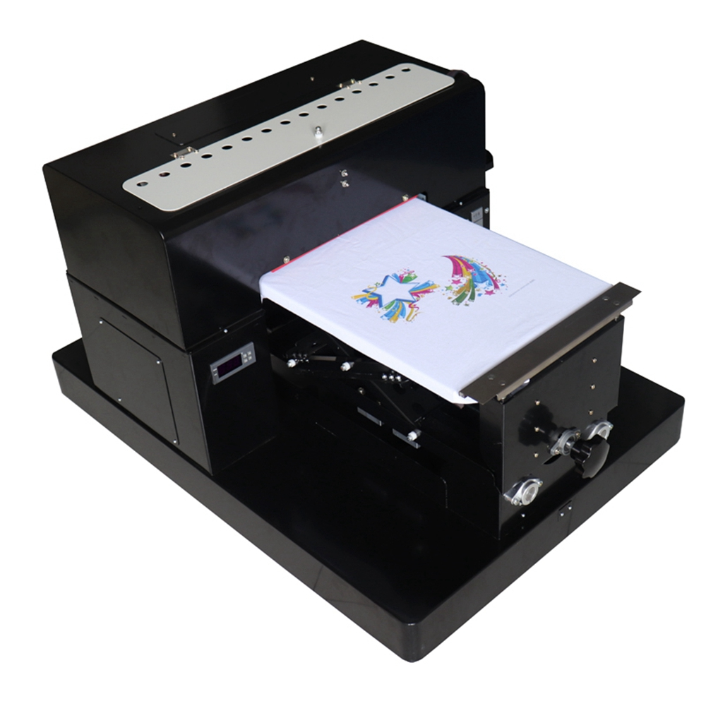 New A3 Flatbed Printer Photo Printer A3 Printing On T-shirts ,Phone Case, PVC Cards, Ceramics, Pen High Quality Machine Model цена