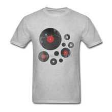 Vintage Vinyl Records men's t-shirt