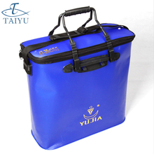 2017 New 47*20*45cm EVA Multi-function Fishing Bag Pesca Acesorios Bolsa De Pesca Large Capacity Box Fishing Tackle B