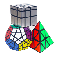 Original QIYI +Cube+ Speed Cube Professional Puzzle Learning Education Toy For Children