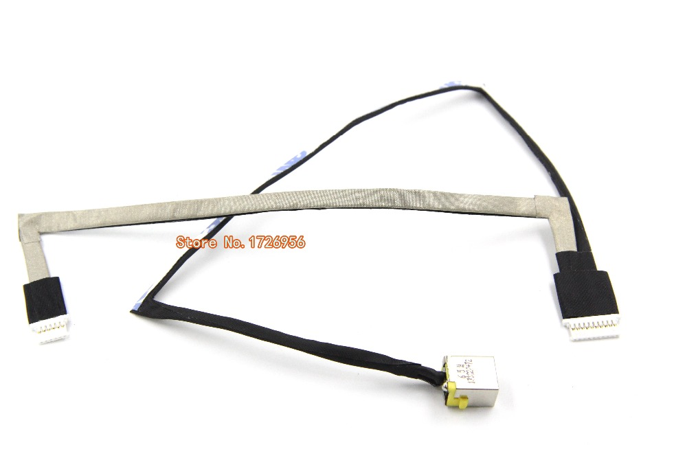 New Acer Aspire Ultrabook S3-371 S3-391 S3-951 DC Power Jack Cable 50.13B23.007