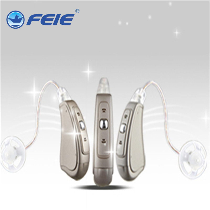 Feie ear care hearing machine RIC my-19  aparelho auditivo digital listening device free shipping feie s 12a mini digital cic hearing aid as seen on tv 2017 aparelho auditivo digital earphone hospital free shipping