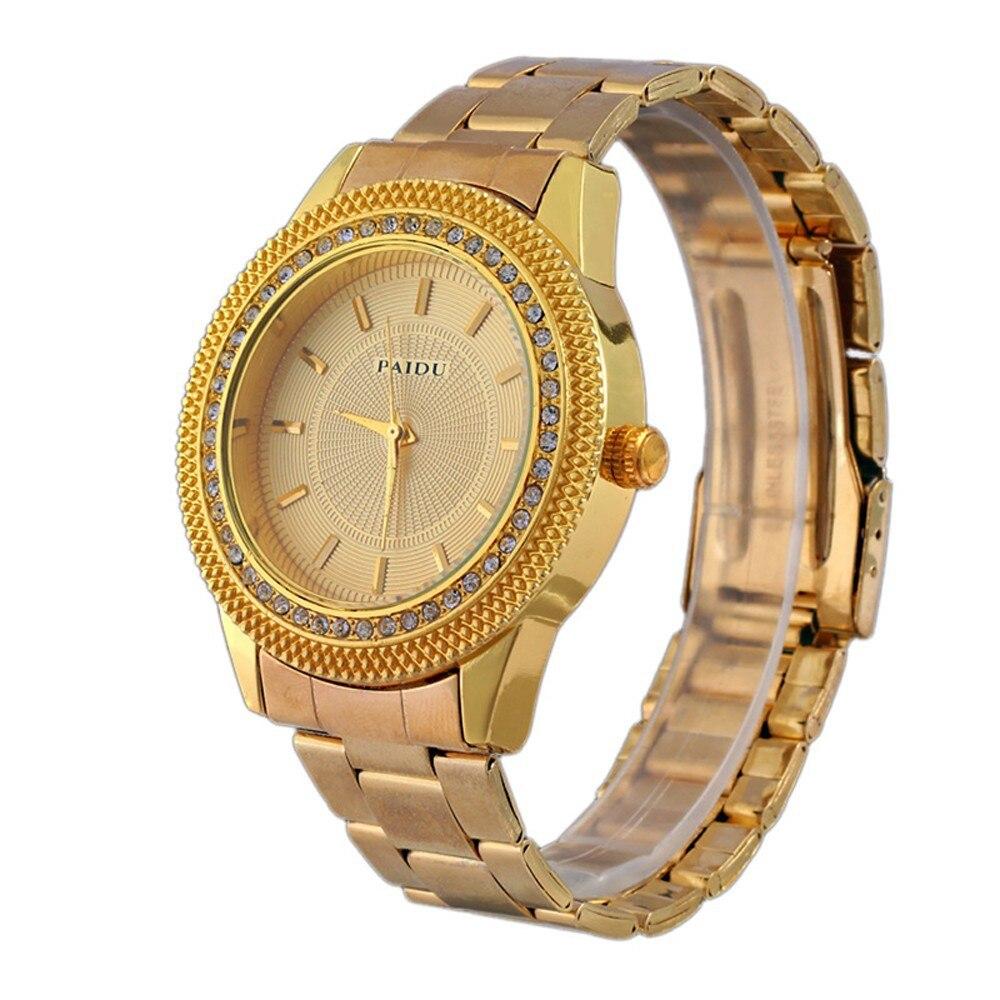 Mance Diamond Dial luxury brand watch women dress elegance wrist watches men gold quartz watch stainless steel Quality gift mance ladies brand designer watches