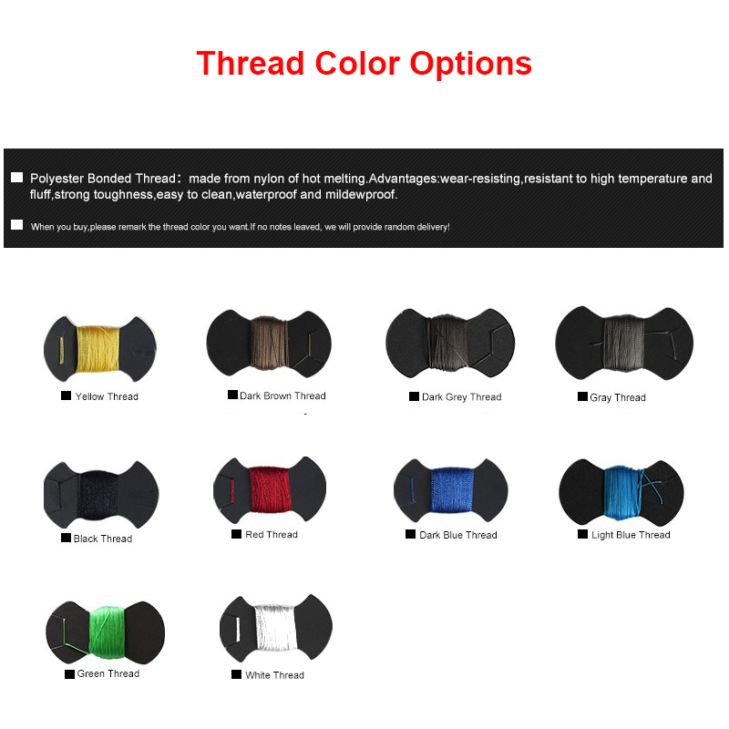 MEWANT Black Artificial Leather Car Steering Wheel Cover for Land Rover Discovery 3 2004 2005 2006 2007 2008 2009 Accessories