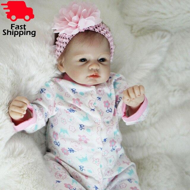 baby doll Cute Girl Toys boneca For Children Birthday Gift