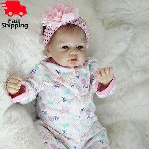 Otarddolls bebe bonecas renascer 22