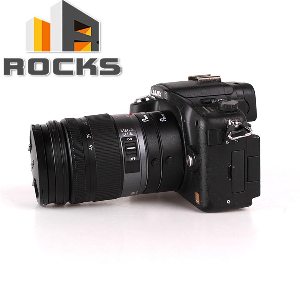 Pixco Auto Focus Ring Macro Extension Tube pour Sony Monture E NEX Caméra