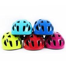 30f12e36a Ultraleve Crianças Capacete Da Bicicleta Ciclismo Segurança Capacete  Patinação Criança das Crianças Ao Ar Livre Esportes