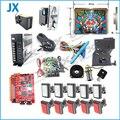 Kits de juegos Solt DIY parte arcade Bundles con 7 en 1 o 9 en 1 tablero del juego monedero botones arnés de casino slot máquina