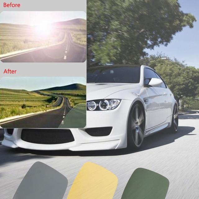 YOSOLO Car Driver Goggles Anti-UVA UVB  Polarized Sun Glasses Driving Night Vision Lens Clip On Sunglasses Interior Accessories 5