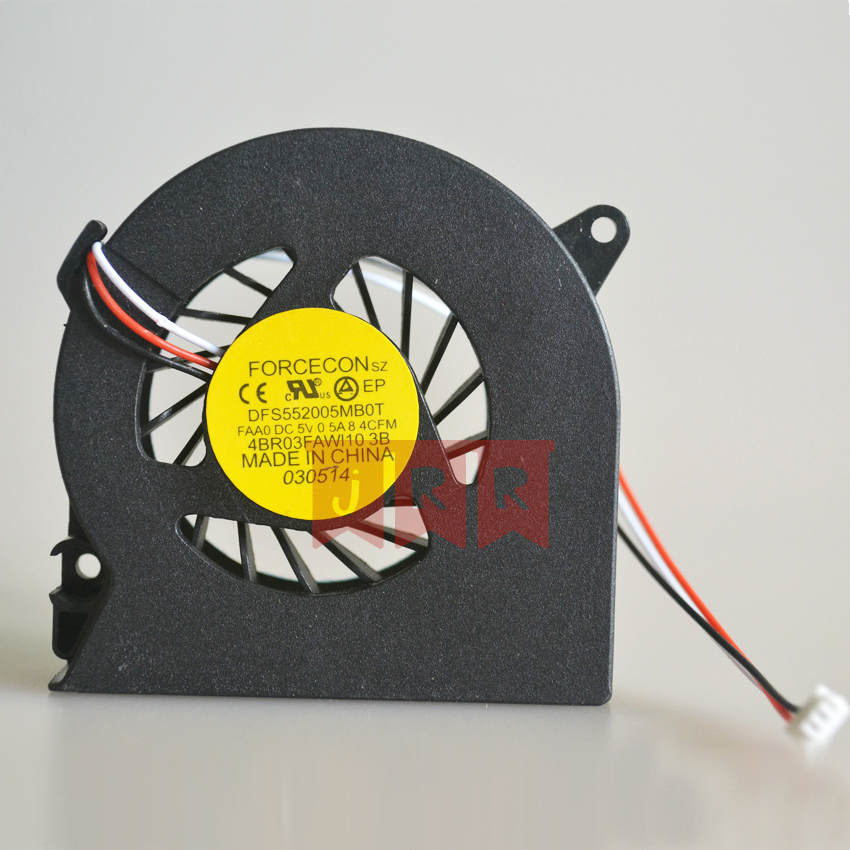 100% New CPU Cooling Fan for HP CQ320 CQ620 CQ515 CQ510 CQ420 CQ615 320 321 420 625 fan P/N: DFS481305MC0T 605787-001 605791-001 the performance of newly privatized and family firms