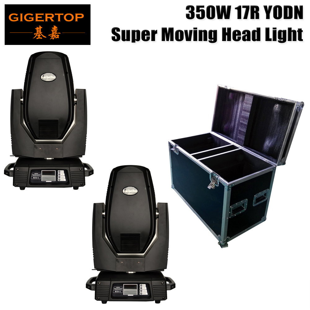 2IN1 Roadcase Pack TP-17R 3IN1 Spot/Beam/Wash 17R Moving Head Light Electrical ZOOM/Focus Powerful Stage Function YODN 350W Bulb удлинитель zoom ecm 3