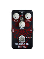 Joyo JF 02 Ultimate Drive Distortion Overdrive Bypass Overdrive Electric Guitar Effect Pedal
