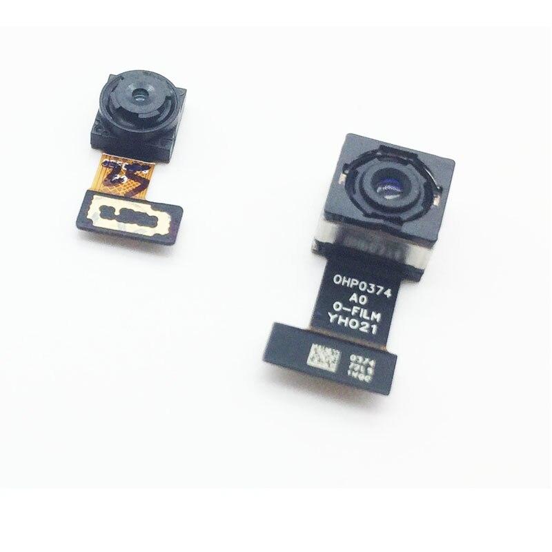 Haute Qualité Retour Caméra Arrière Module Flex Câble Pour Xiaomi Redmi 4X Avant Caméra Flex Câble Pièce De Rechange