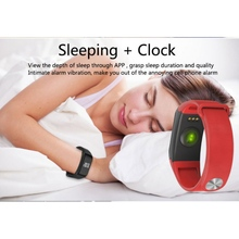 Sports Blood Pressure Oxygen Heart Rate Fitness Smart Watch Wrist Band For iPhone and Android phones