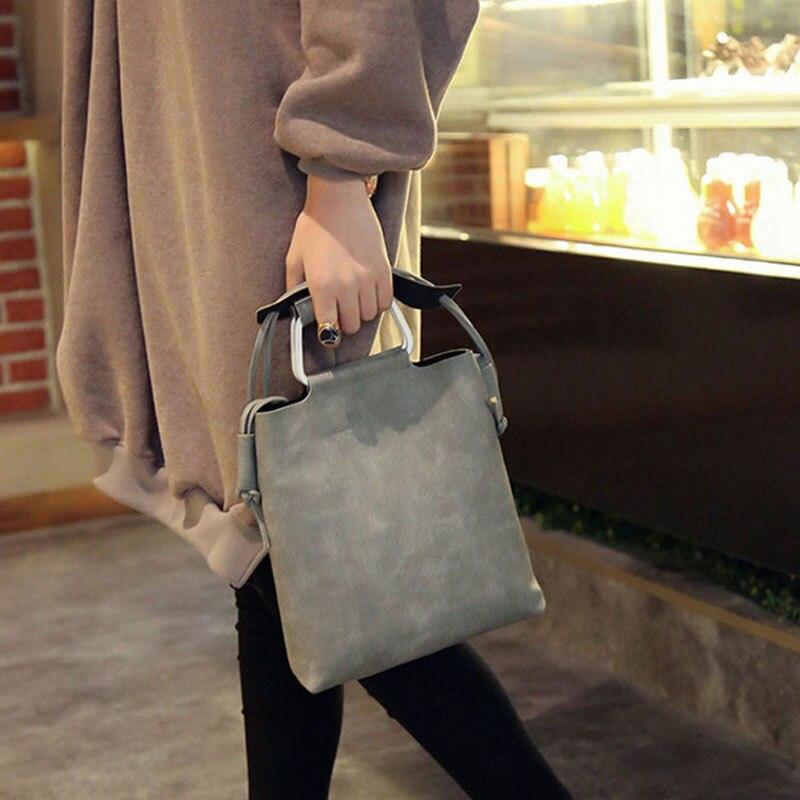 bolsala mulheres balde moda bolsa Exterior : Nenhum