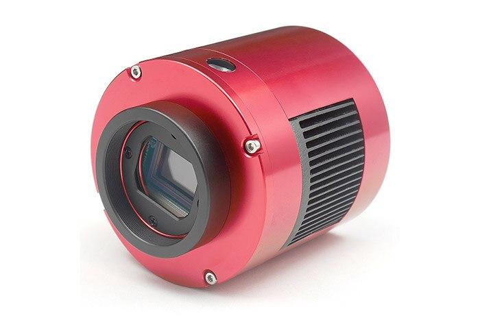 Zwo astronomia asi1600mm pro refrigerado mono câmera asi a imagem do céu profundo (256 mb ddriii buffer) usb3.0 de alta-velocidade