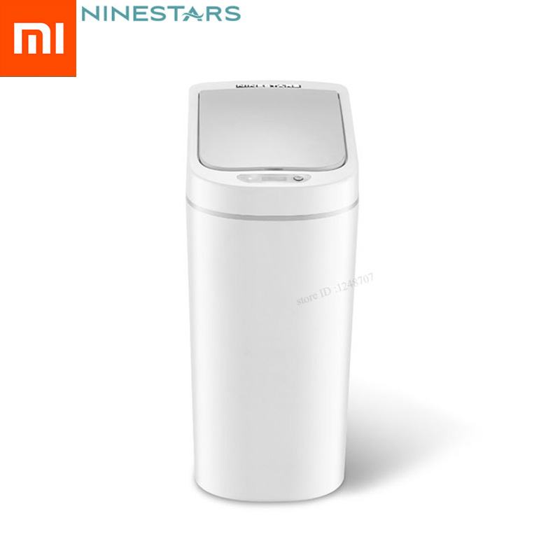 Xiaomi Basura inteligente Sensor Mijia Original movimiento LED 7/10L