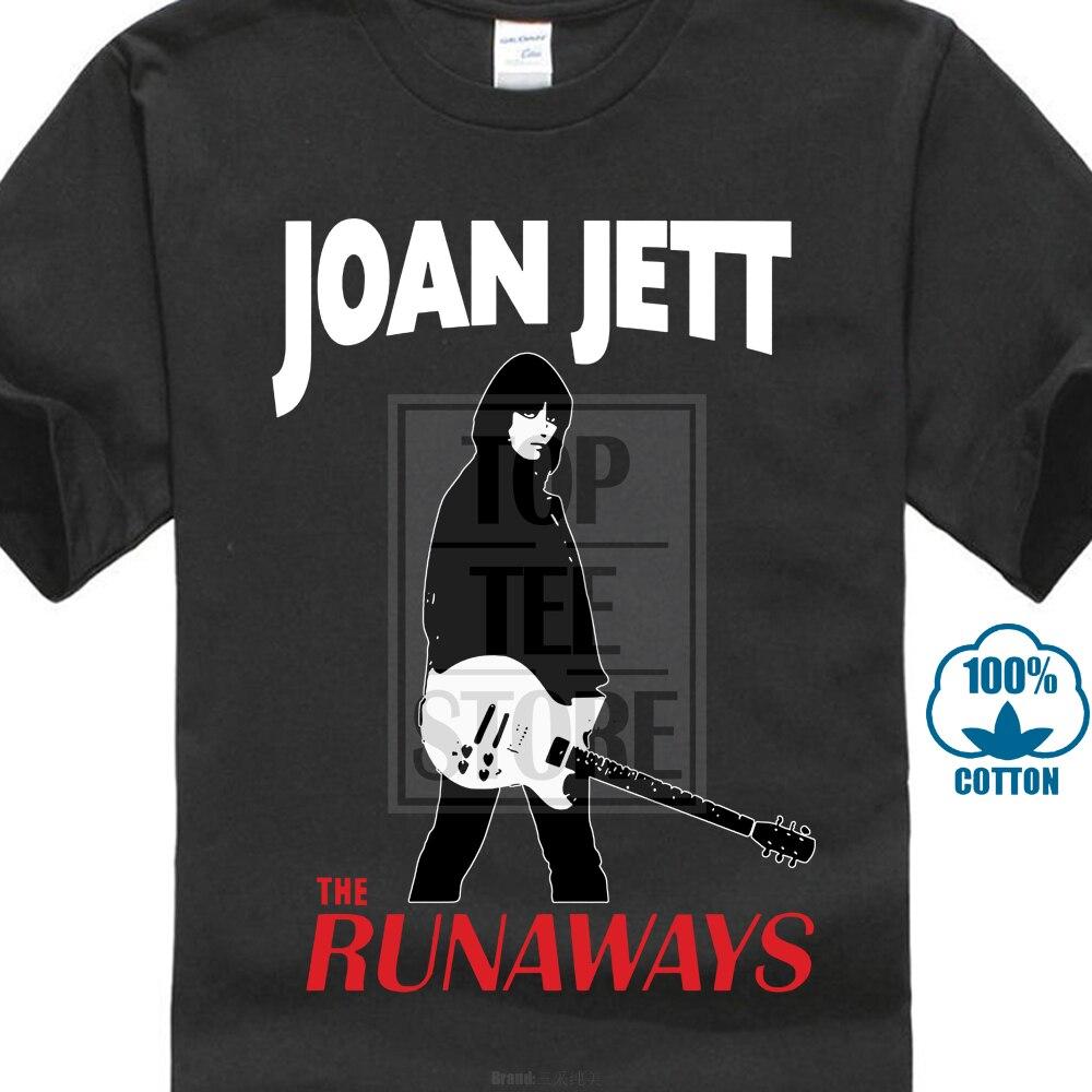 JOAN JETT new T SHIRT rock  All sizes S M L XL rock