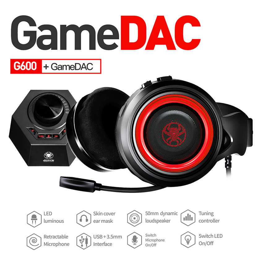 8f0e60d50db Detail Feedback Questions about PLEXTONE G600 GameDAC Gaming ...