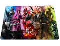 guild wars 2 mouse pad full hero gaming mousepad Can be washed gamer mouse mat pad game computer padmouse keyboard play mats