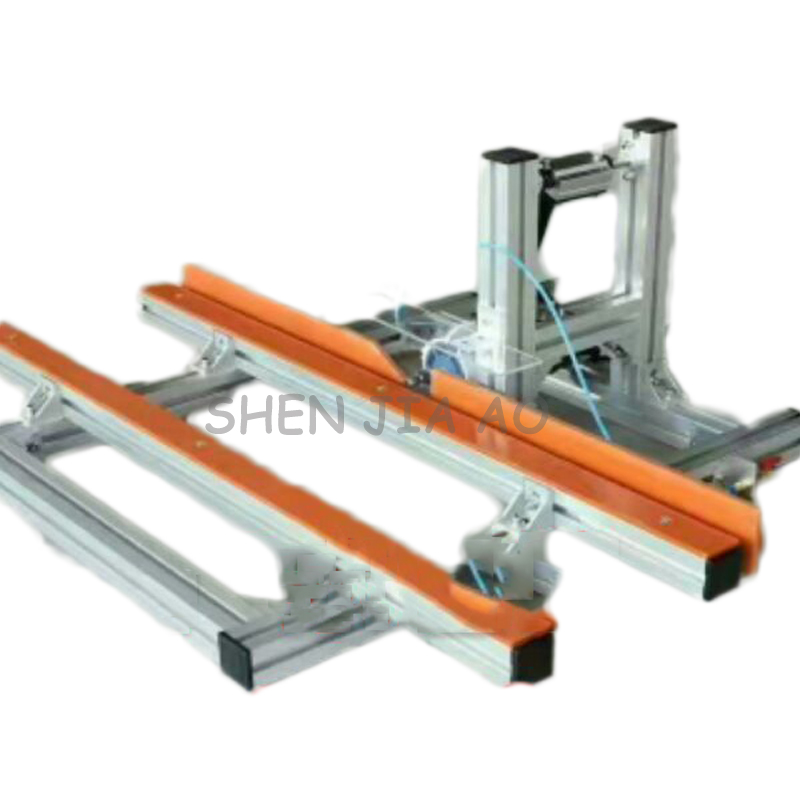 Machine de découpage de bois de bureau planche électrique coupe-bordure machine de coupe de bois machines 220 V 400 W 1 PC - 2