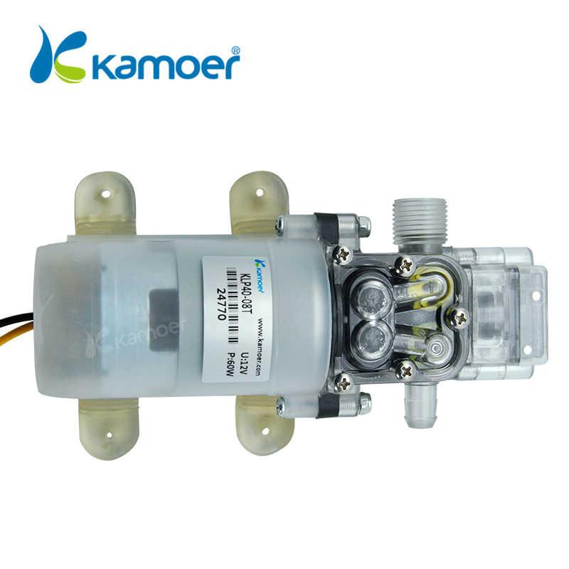 Kamoer KLP40 Lavaggio Auto Pompa Dell'acqua Ad Alta Portata per Irrigazione Del Giardino