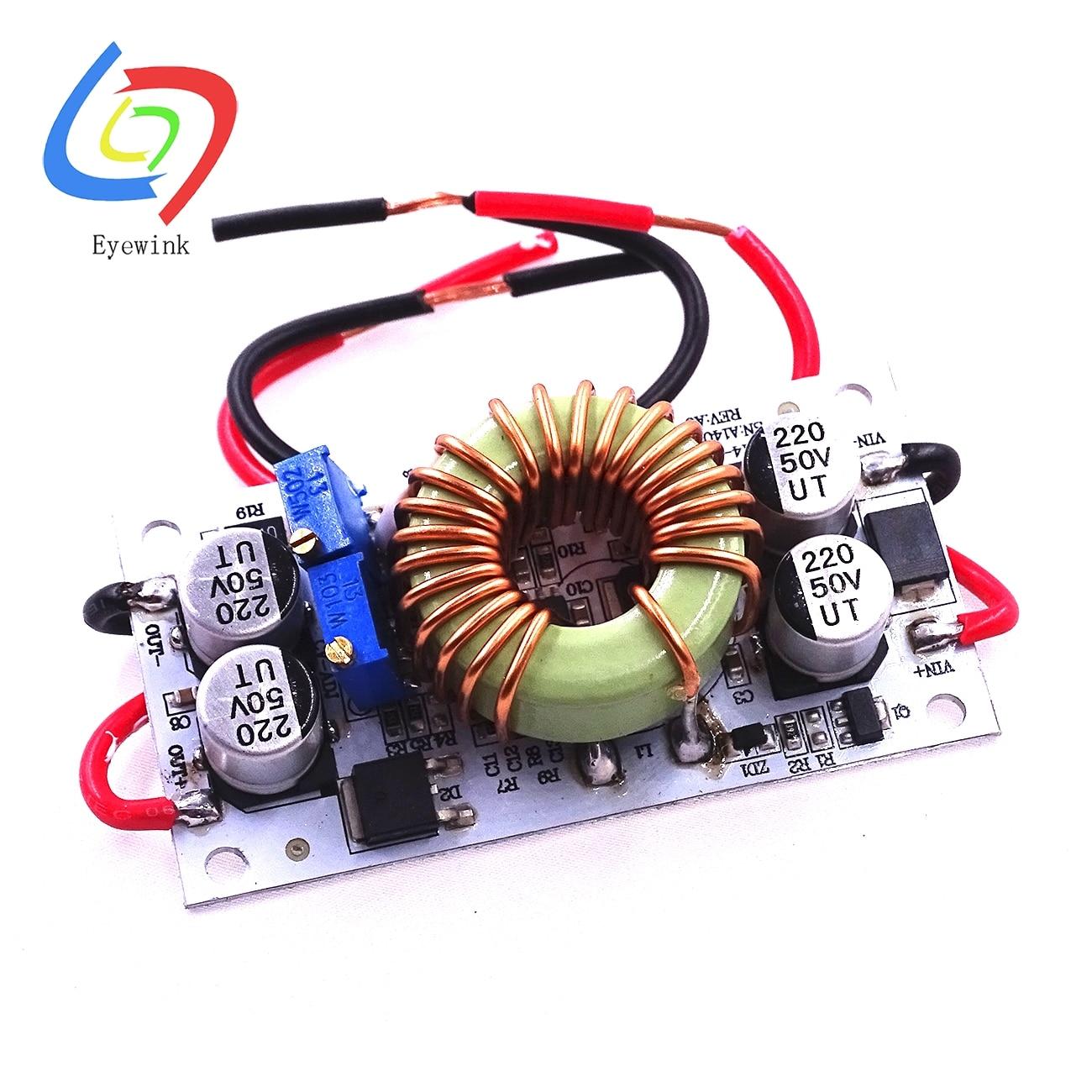 Eyewink 5 Teile/los Aluminiumplatte 250 Watt High Power Step-up Konstante Spannung Led-treiber Stromversorgung Für Auto Laptop