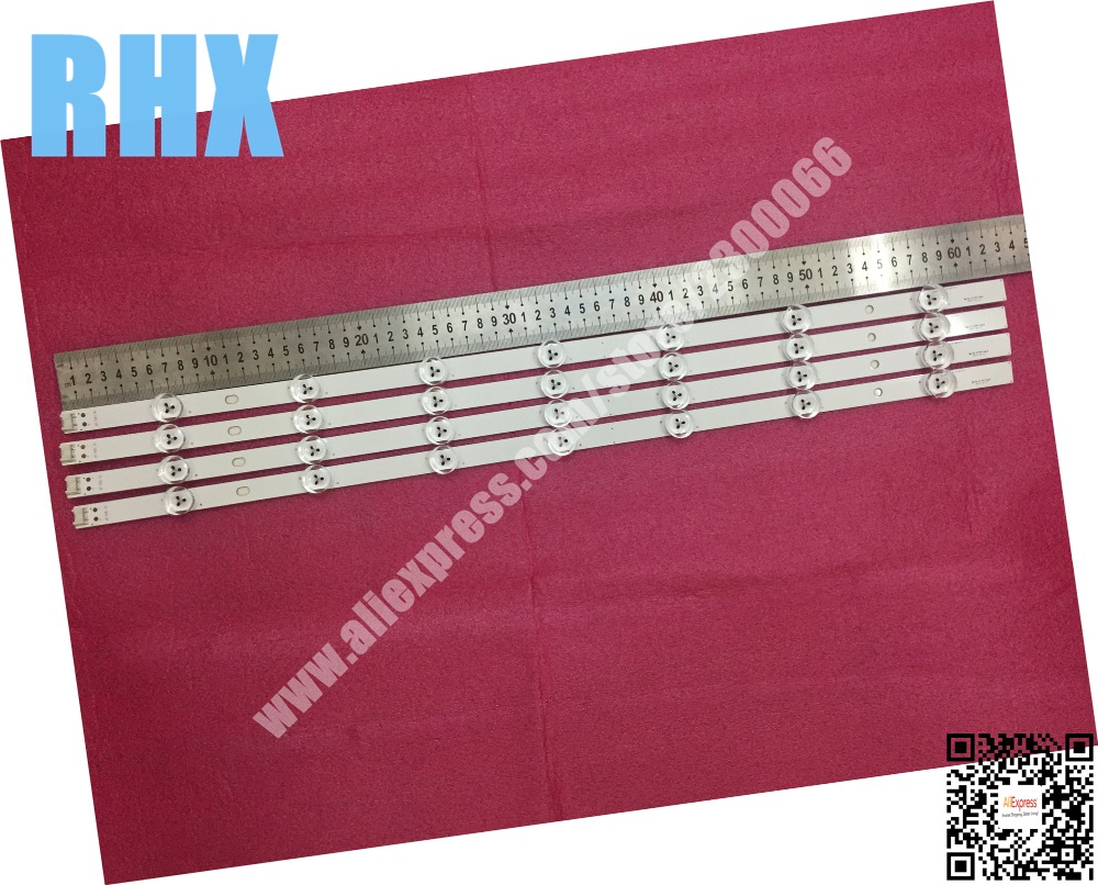 FOR LG 32LS3150-CA LCD backlight lamp LC320EXN 32NDE Rev 0.4 1piece=7led 630mm 1set=4piece/lot is used