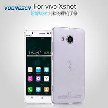 Ultrathin Clear Transparent Silicone TPU Cover Phone Cases For BBK Vivo Xshot Y22 Y29 Y18 Y13 Y28 Y27 Y23 Case Free Shipping мобильный телефон vivo y27 4g