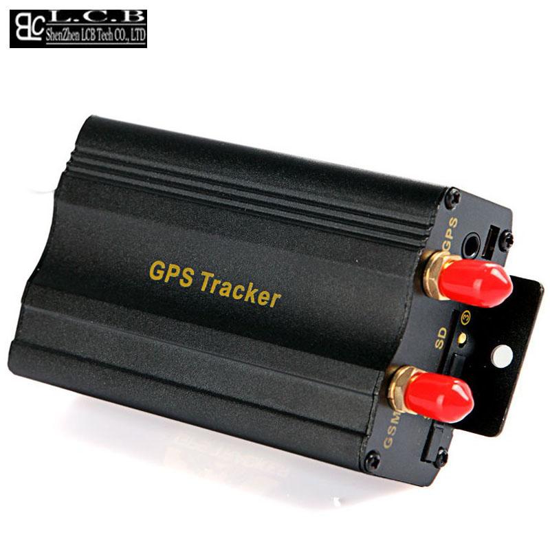 Prix pour En Temps réel GSM/GPRS de Suivi des Véhicules GPS Tracker 103A Tk103A TK103 GPS103A temps Réel tracker 1 pcs/lot