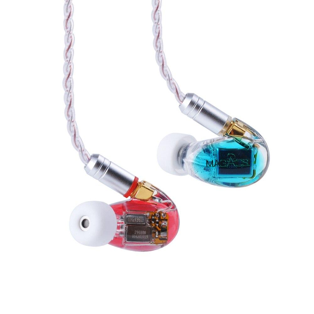 AK Magaosi K3-BA 3 Balanced Armature Hybrid in Ear HIFI Earphhones with MMCX Cable Sport Earphone Headplug DJ Earbuds For xiaomiAK Magaosi K3-BA 3 Balanced Armature Hybrid in Ear HIFI Earphhones with MMCX Cable Sport Earphone Headplug DJ Earbuds For xiaomi