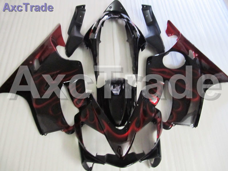 Fit For Honda CBR600RR CBR600 CBR 600 F4i 2004-2007 04 05 06 07 Motorcycle Fairing Kit High Quality ABS Plastic Injection Mold fit for honda cbr 600 f4i 2004 2005 2006 2007 injection abs plastic motorcycle fairing kit bodywork cbr600 f4i cbr600f4i cb31