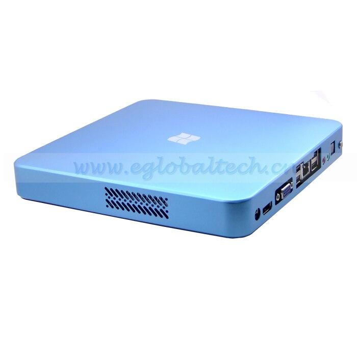 Spdif port barebone mini pc amd e350 computer htpc 4gb ddr3 500gb.