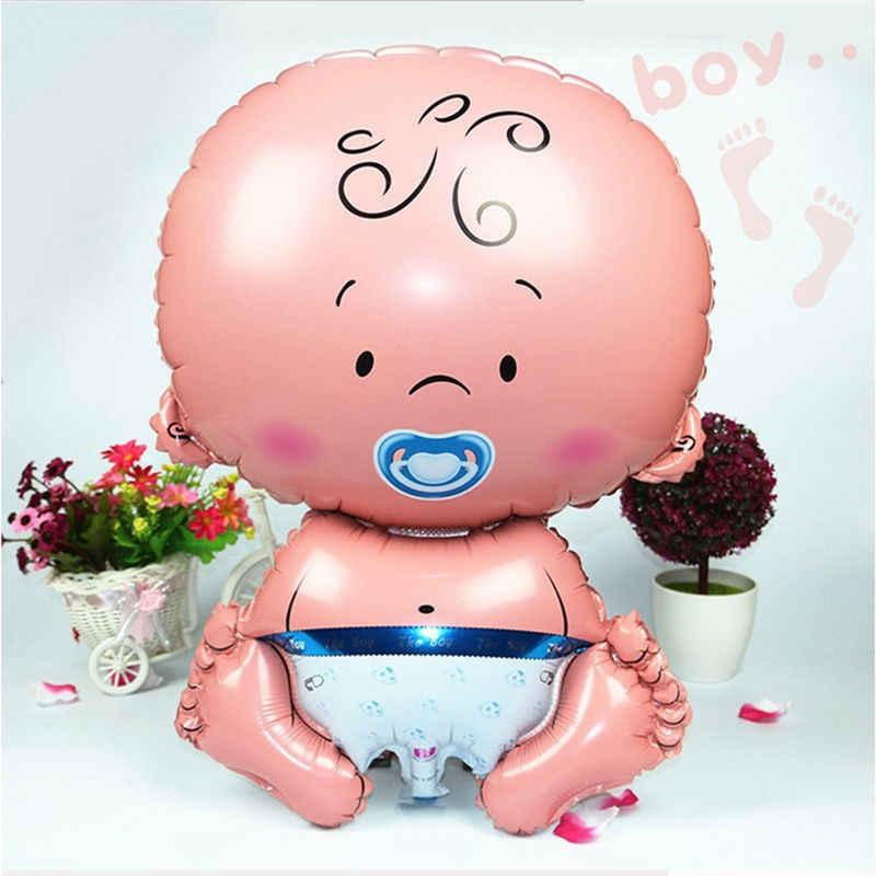 5 шт./Партия Надувной шар игрушка фольги Воздушные шары мультфильм для маленьких мальчиков и девочек печатных мультфильм ребенок душ играть игрушки для вечеринки в честь Дня Рождения Dcor