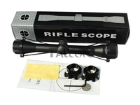 High quality Tactical 4X32 Compact Riflescopes Sports Rangefinder Reticle Hunting Scopes With Adjustable Rail Mounts