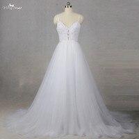 RSW1344 реальные фотографии Yiaibridal Lorie дешевые свадебные платья принцесса Сексуальная Открытая спина