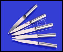 4mm 30 Degree 0.1–1.0mm 3001–3010 CNC Machine Milling Cutter Bits Wood Cutter Engraving Machine Tool