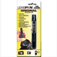 Original LENSPEN LP-1 Dust Cleaner Glass Cleaning Lens Pen Brush for Gopro SJCAM Samsung Canon Nikon Sony Filter DSLR Cameras DV