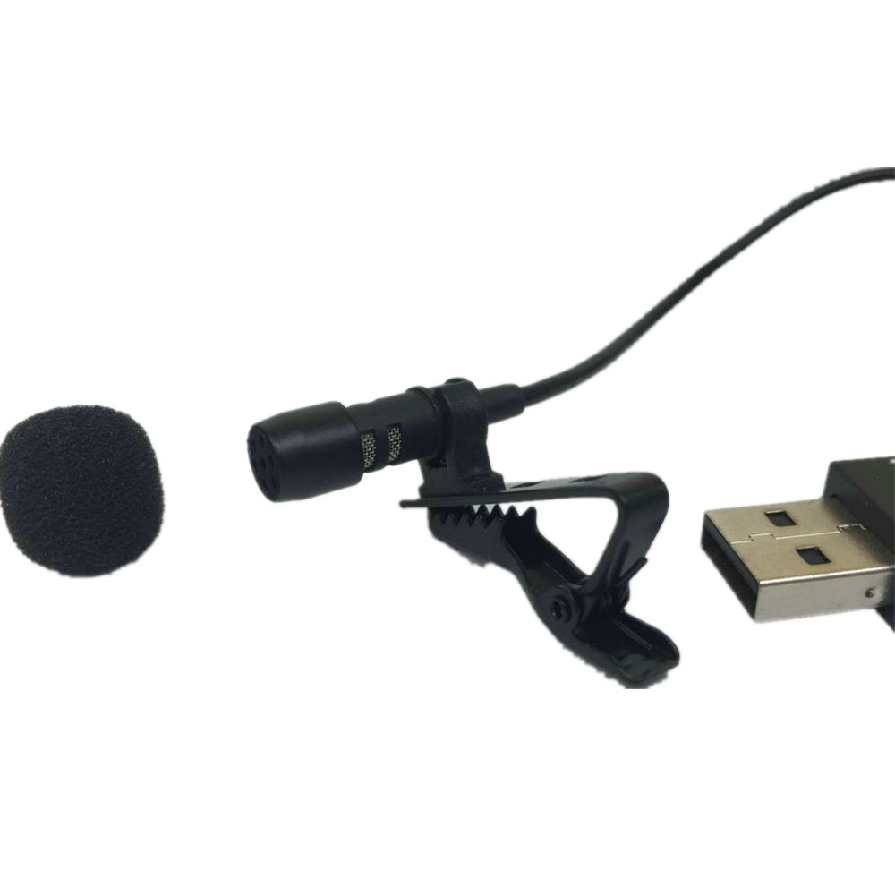mesuvida wired lavalier microphone usb condenser microphone for recordings computer broadcast. Black Bedroom Furniture Sets. Home Design Ideas