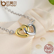 Genuine 925 Sterling Silver Bridal Jewelry Set Heart to Heart Jewelry Sets